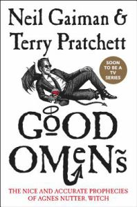 Good Omens (cover)