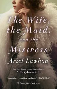 The Wife, the Maid and the Mistress (cover)
