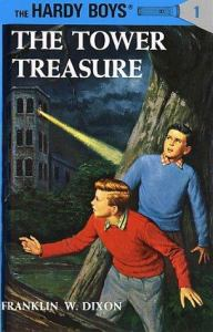 The Tower Treasure (cover)