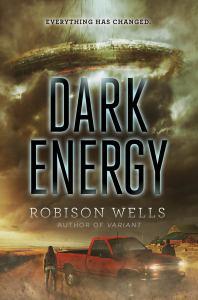 Dark Energy (cover)