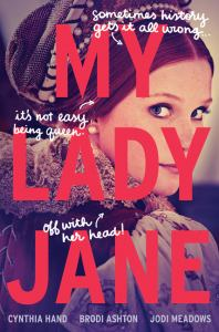 My Lady Jane (cover)