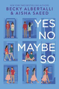 Yes No Maybe So (cover)