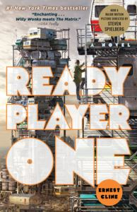 Ready Player One (cover)
