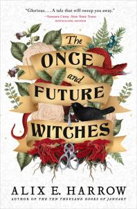 The Once and Future Witches (cover)