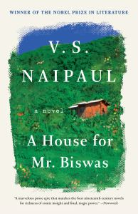 A House for Mr. Biswas (cover)