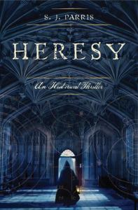 Heresy: An Historical Thriller (cover)
