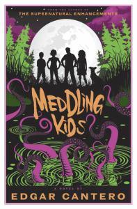 Meddling Kids (cover)