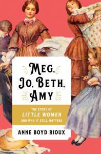 Meg, Jo, Beth, Amy (cover)