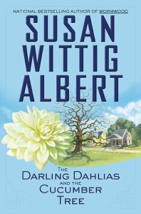 Darling Dahlias and the Cucumber Tree (cover)