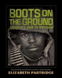 Boots on the Ground: America's War in Vietnam (cover)