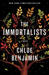 The Immortalists (cover)