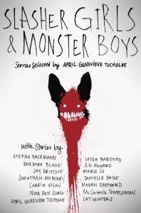 Slasher Girls & Monster Boys (cover)