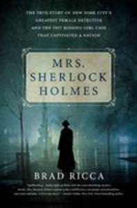 Mrs. Sherlock Holmes (cover)