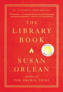 The Library Book (cover)