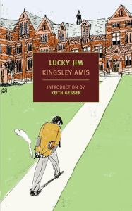 Lucky Jim (cover)