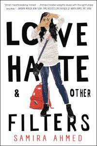 Love, Hate and Other Filters (cover)