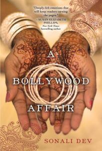 A Bollywood Affair (cover)
